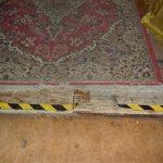 Church floor