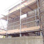 House scaffolding 1