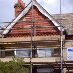 House scaffolding 2