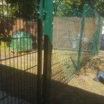 Nursery fence 1
