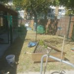 School fencing 1