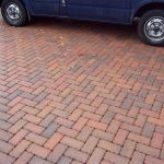 Brick driveway 02