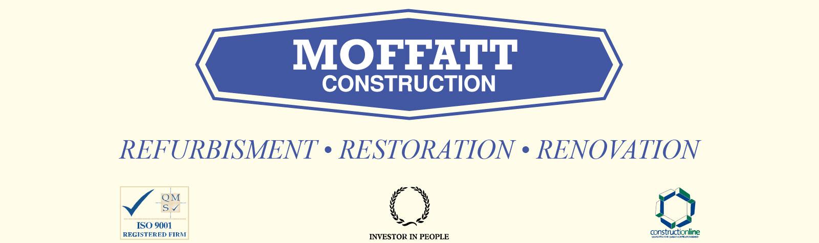 Moffatt banner traced