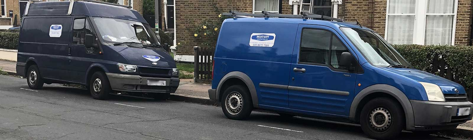 Moffatt cars banner